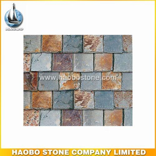 Haobo High Quality Flat Roof Tiles HB-SR006 - Roofing Tile