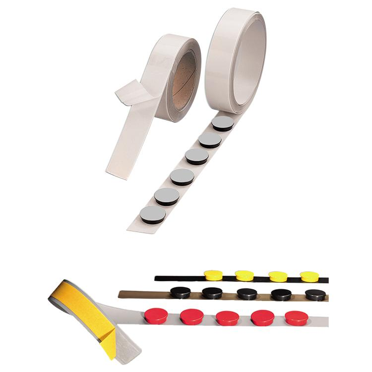 Flexible Magnetleisten, dezente Magnete - null