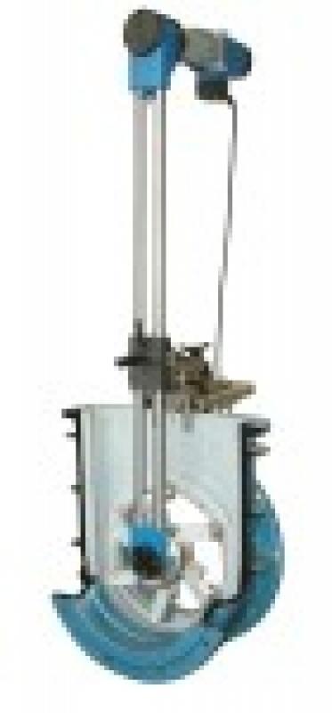 HSL - High-Speed Gate Valve Grinding Machine