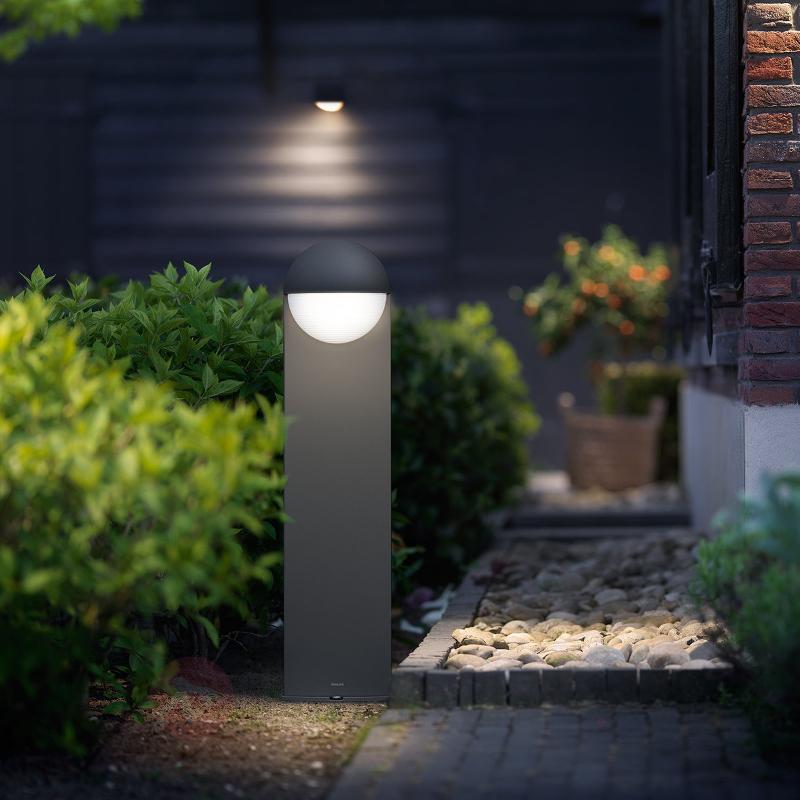 Élégante borne lumineuse Capricorn avec LED - Bornes lumineuses LED