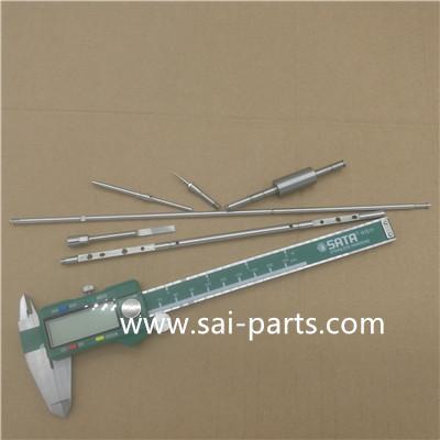 Custom Mechanical Components Steel Shaft -