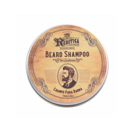 Champô Sólido de Barba 75g - Champô em formato solido,