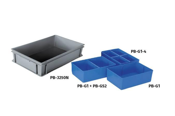 Bacs de stockage Euronorm - PB-G1