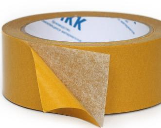 Double-sided adhesive tape - Double-sided adhesive tapes based on paper