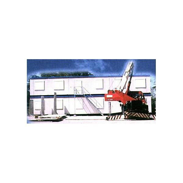 Containers belgique entreprises for Construction container belgique