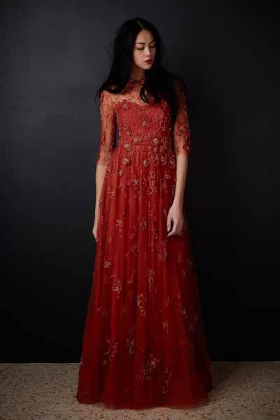 Custom Made Dresses For Pre Fall 2018 Weddings - Runway Fashion - Made to measure