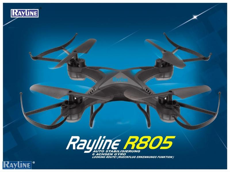 RC Ware anderer Hersteller RC Quadrocopter - R805