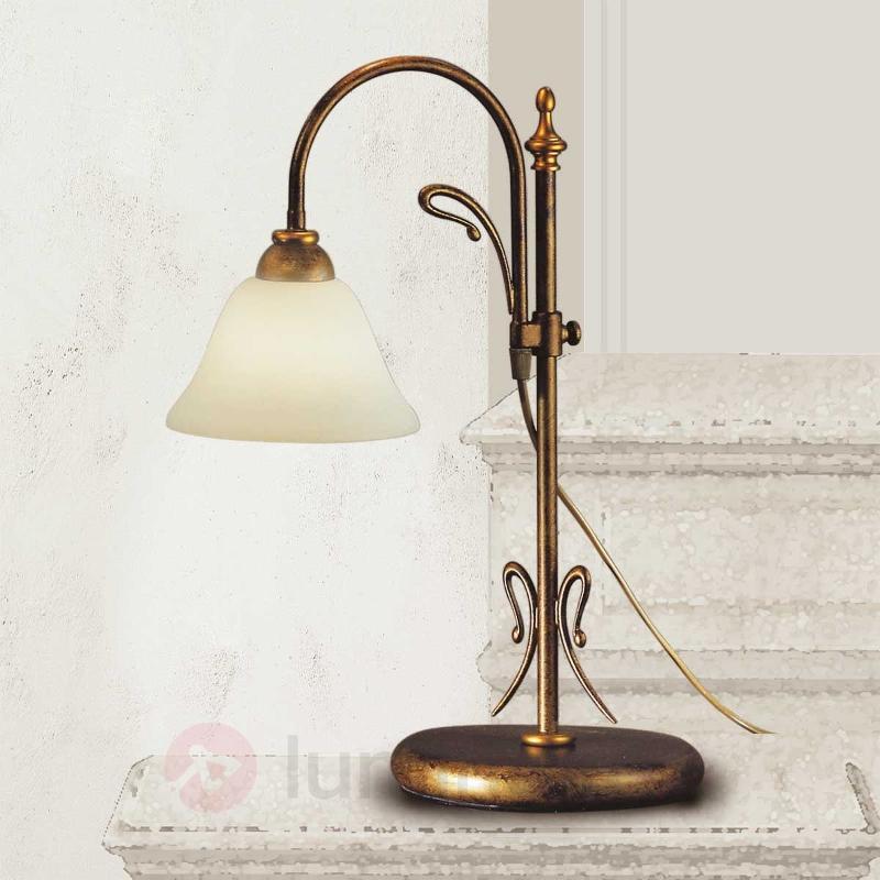 Lampe à poser antique Antonio - Lampes à poser classiques, antiques