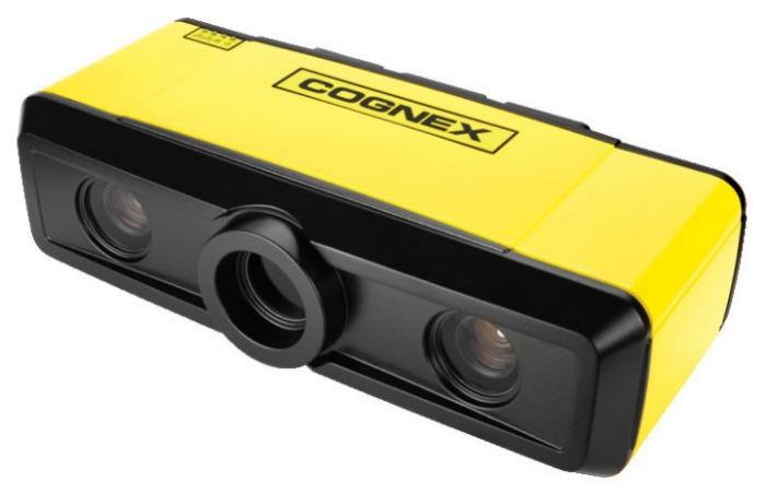 Caméra matricielle 3D 3D-A5000 - Vision 3D précis pour la vérification de l'assemblage et le guidage de robots.