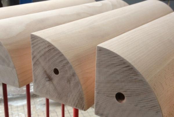 Element d'agencement en bois - null