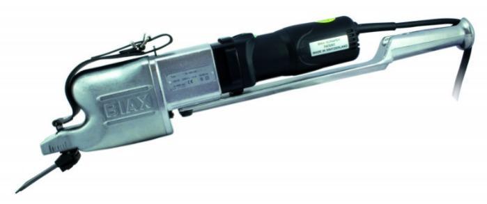 Electronic scraper - BS 40 - 230 V - 230 volts / heavy version 4,7 kg / universal scraper