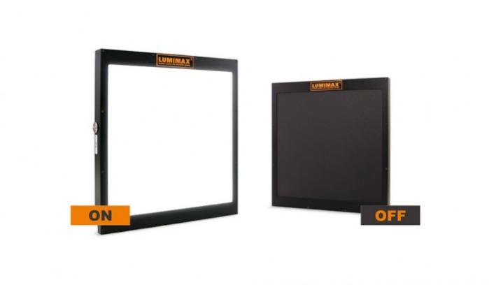 LED-Flächenbeleuchtung LG-V02-BLACK-Serien - LED-Flächenbeleuchtung für die industrielle Bildverarbeitung (Machine Vision)