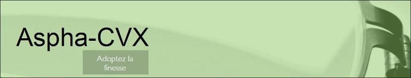 Verres unifocaux - Aspha CVX