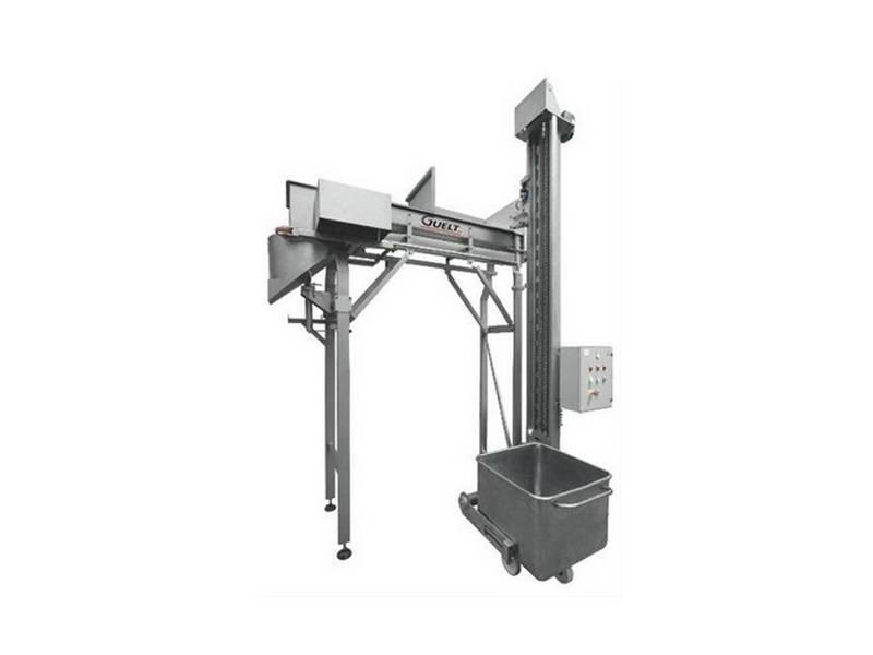 Hefbrug: BEG 1020 - Kantelmachines