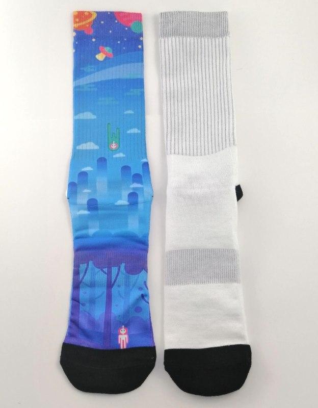 Digital Printed Sport Socks - Sport Socks