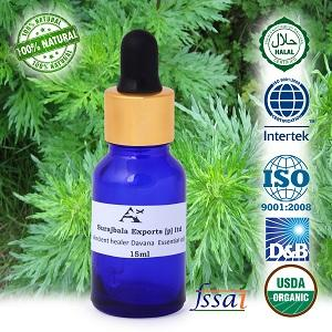 Ancient healer Davana oil 15 ml - Davana essential oil