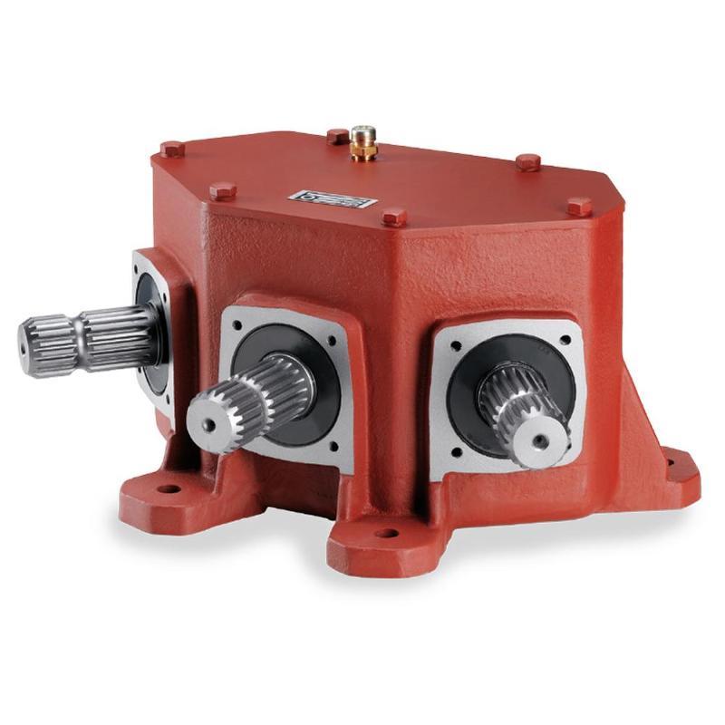 Scatole ingranaggi splitter - Scatole ingranaggi prodotte per Bondioli & Pavesi