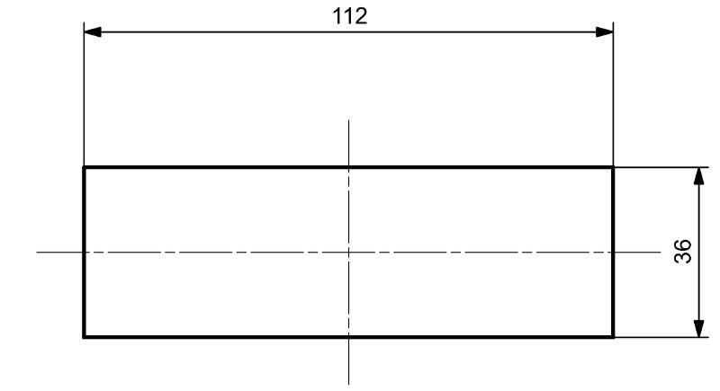 KES-E 26/24 A GR   Kabeleinführung - null