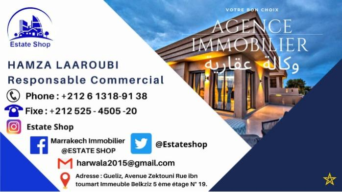 Real Estate Morocco marrakesh - Agence Immobilier