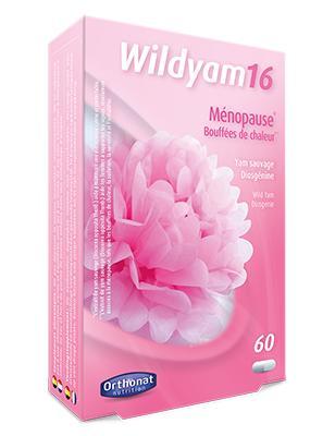 Wildyam 16 - Complément alimentaire