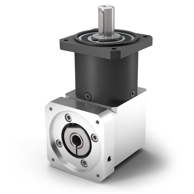 WPLQE - Winkelplanetengetriebe mit Abtriebswelle - IP54