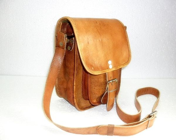 Leather Sling Bag - Cool Stylish Leather Sling Bag