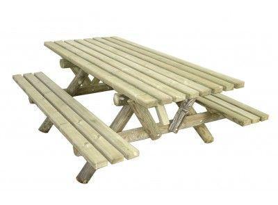 Table Pique Nique Eglantine - Tables De Pique-Nique