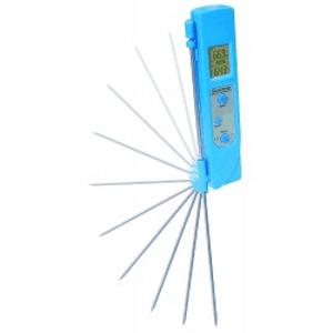 Thermomètre infrarouge de poche - pour mesure à courte distance.