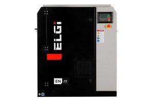 Serie EN Compressori a vite 3 – 15 kW – Trasmissione a... - COMPRESSORI ELETTRICI