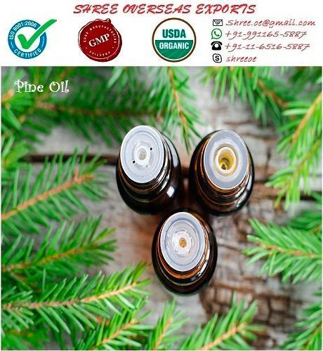 Organic Pine Oil - USDA Organic