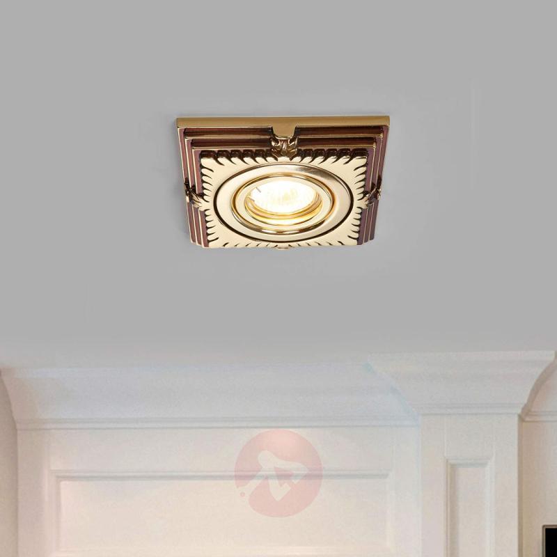 Square recessed light YAGO - design-hotel-lighting