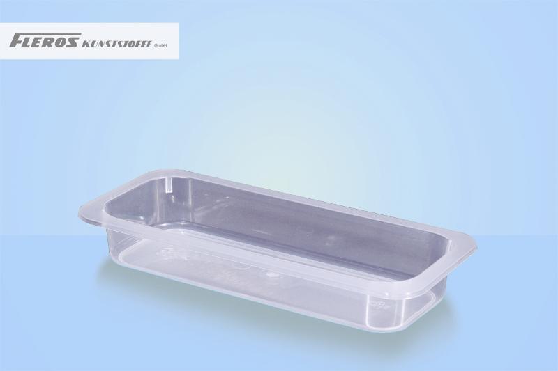 Sealing bowls - FK 400 rectangular bowl, able to seal