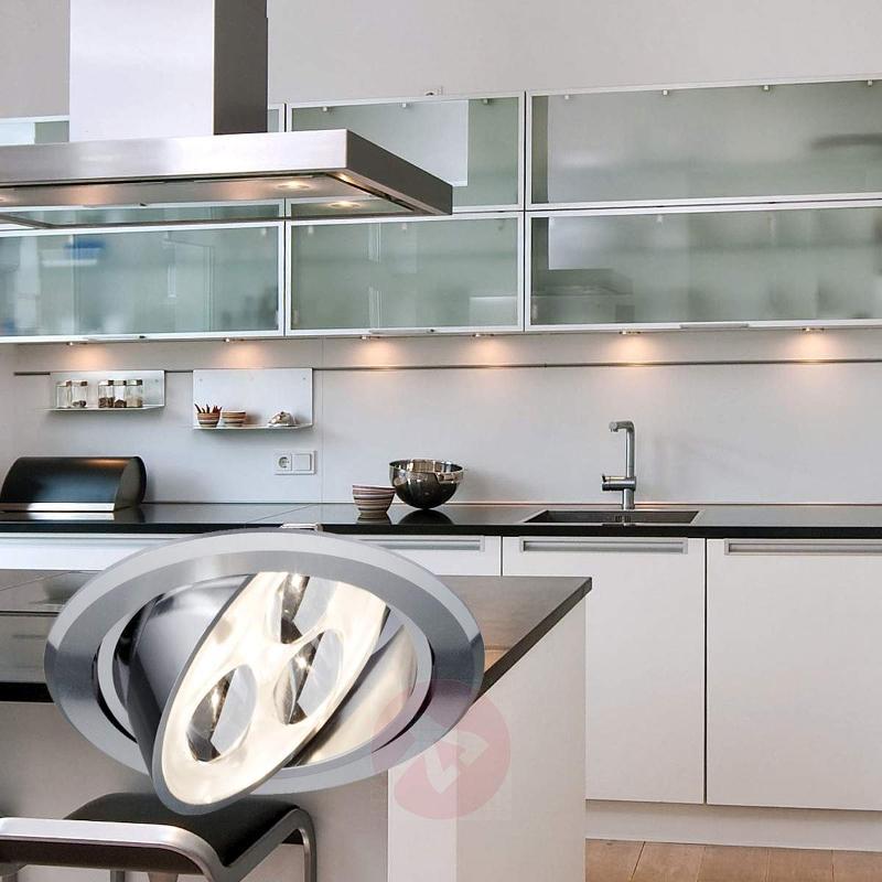 recessed furniture light FARIS in 3 piece set - Recessed Furniture Lights