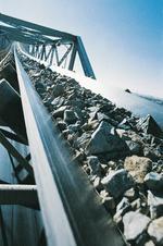 Steel Cord Conveyor Belts for Massive Tasks - Structure of germanBelt® steel cord conveyor belts