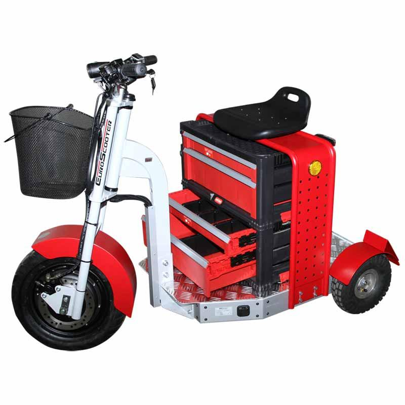 EuroScooter-II ES 135 / ES 175, First class, top selling ...