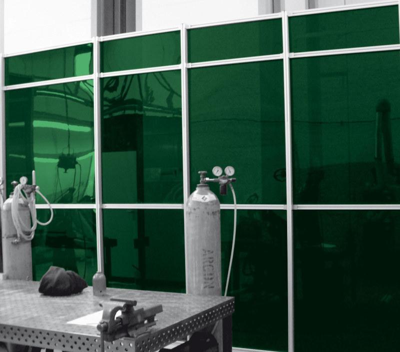 TransLux Schweißerschutzscheiben / Roboterscheiben - Schweisserschutzscheiben aus Polycarbonat