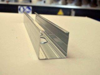 Profilo PV_C50 per pareti divisorie -
