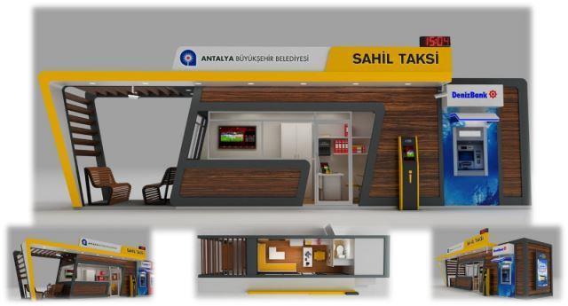 City Mobiliar / Stadte Mobiliar / City Furniture