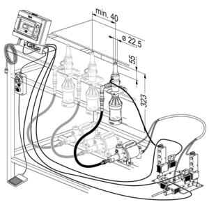 Unità Base Elettrica completa per rivetti - Automazioni e macchine speciali