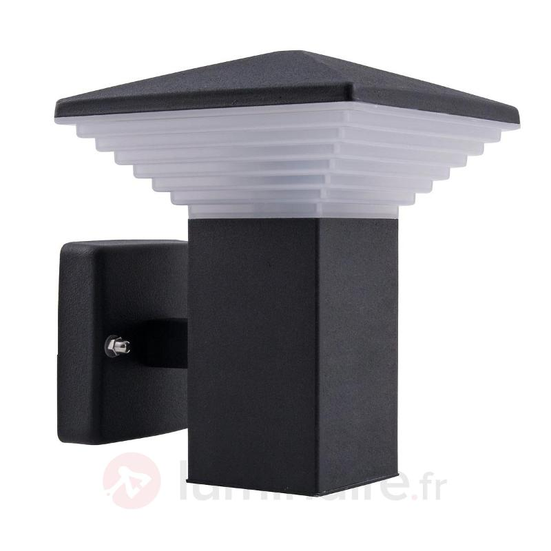 Applique d'extérieur en inox Hartford avec LED - Appliques d'extérieur inox