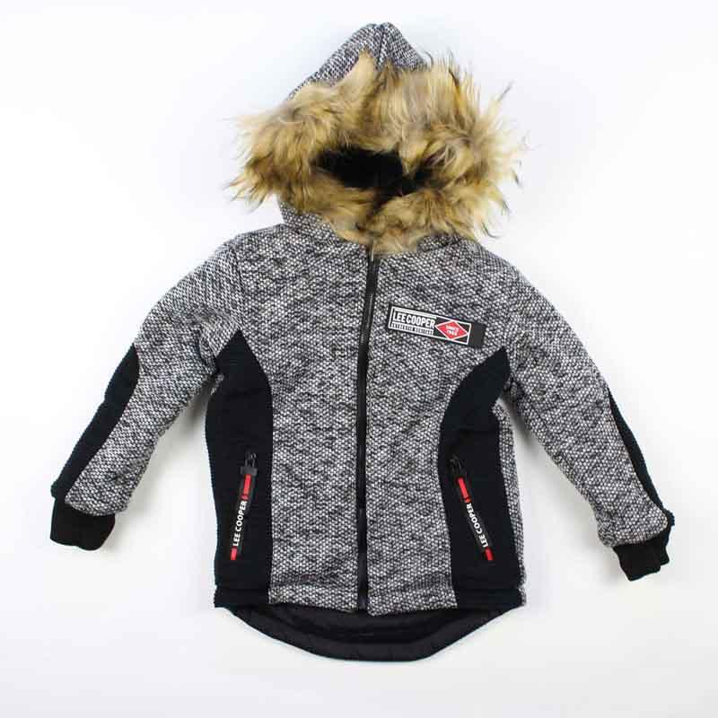 Distributor Hooded coat kids Lee Cooper - Coat and Jacket