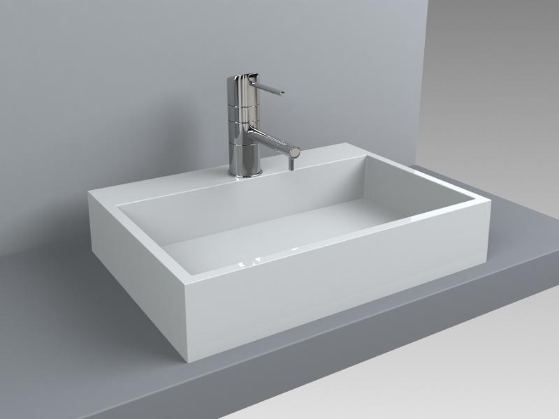 Washbasins - Mares 600