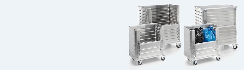 Transport trolleys - D 3508
