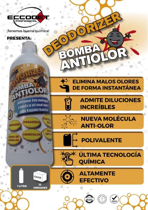 Deodorizer - Bomba anti-olor