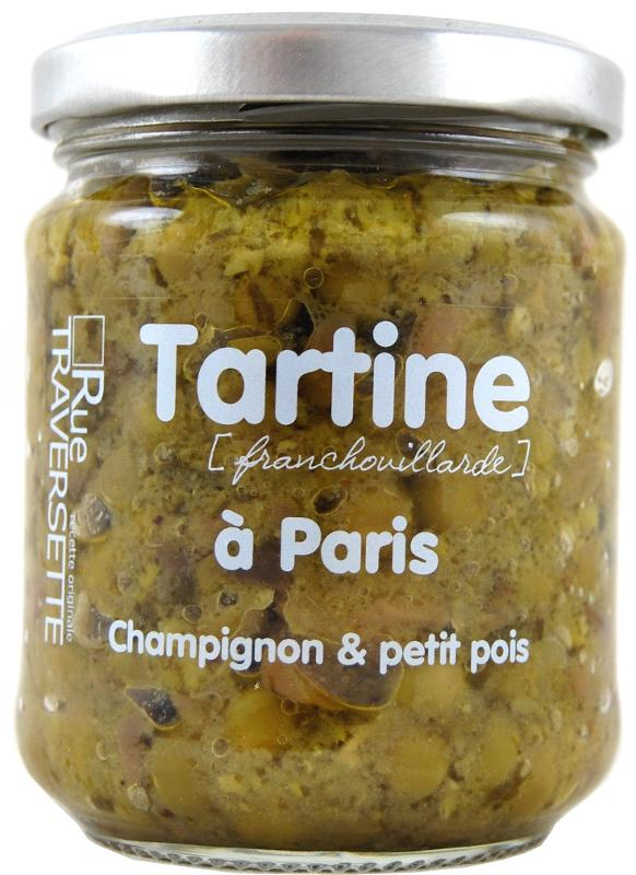 Tartine Franchouillarde à Paris 185g - Epicerie salée