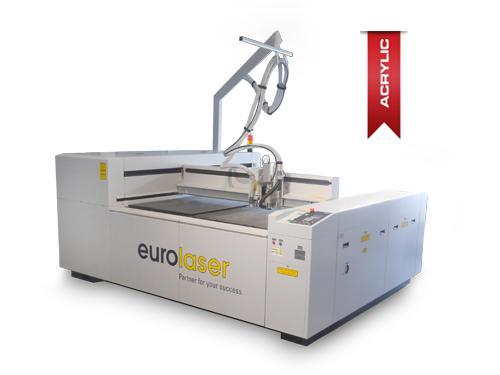 Machine de découpe laser pour acrylique - M-1600 pour acrylique