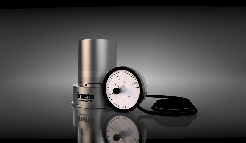 Dinamometro Idraulico (codice Imeta Ap1145) - null