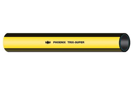 Water hoses I Rubber hoses - TRIX-SUPER®