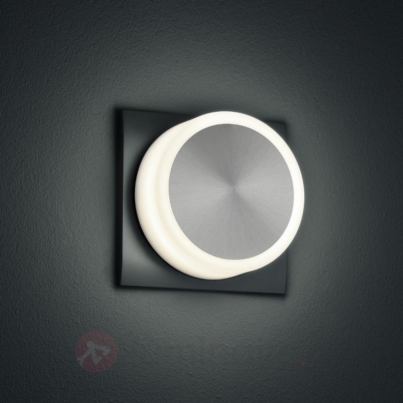Veilleuse LED ronde Fix - Lampes sur prise et veilleuses