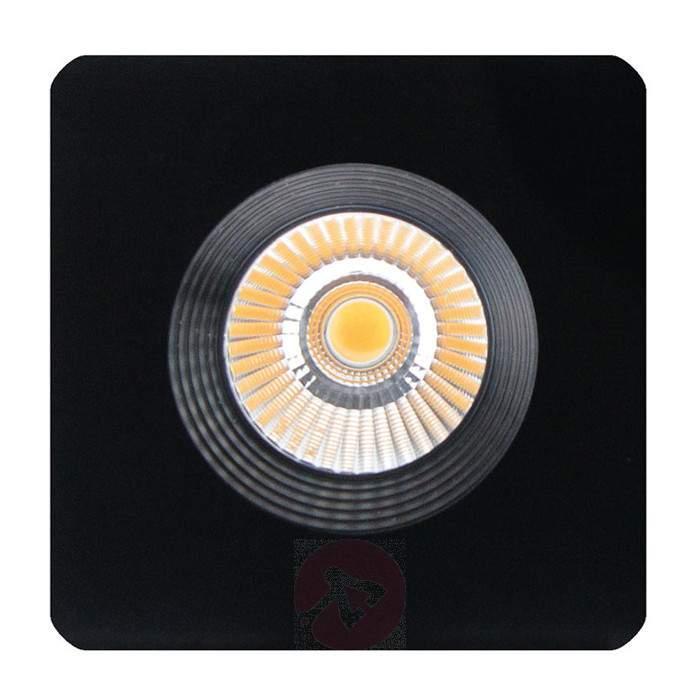 Square LED recessed ceiling light ELI - Recessed Spotlights
